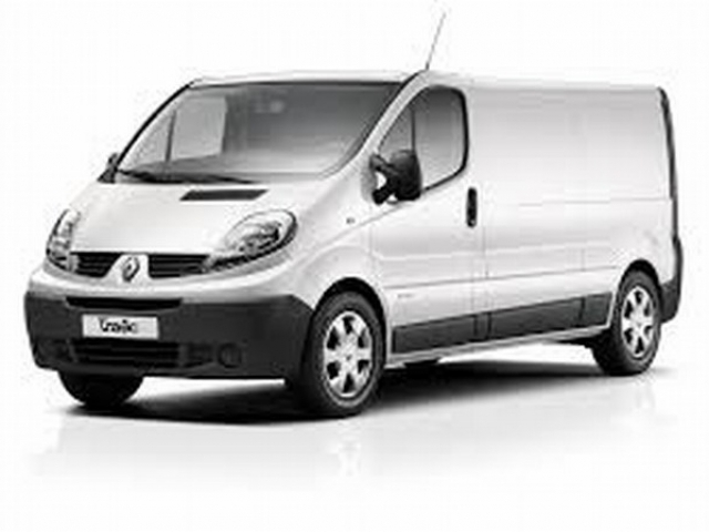 RENAULT TRAFIC NUOVO